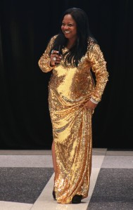Desha Jackson, founder of Jersey City Fashion Week